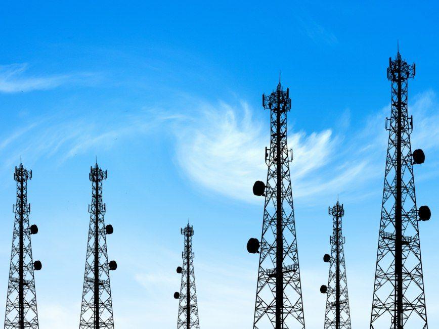 монтаж систем радиосвязи